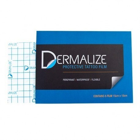DERMALIZE RETAIL PACKS 5 unidades de 15x10cm