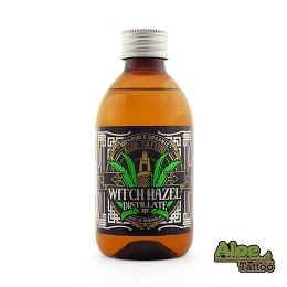 WITCH HAZEL DISTILLATE (AGUA DE HAMAMELIS) 250 mL.